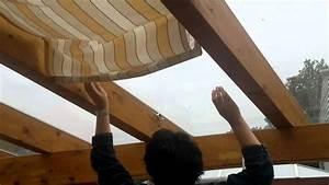 Sonnenrollo Für Terrasse : beschattungen f r terrasse und wintergarten youtube ~ Frokenaadalensverden.com Haus und Dekorationen