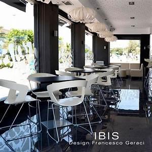 Tabouret Ilot Central : tabouret design pour lot central ibis assise coque couleur pi tement chrom ~ Teatrodelosmanantiales.com Idées de Décoration