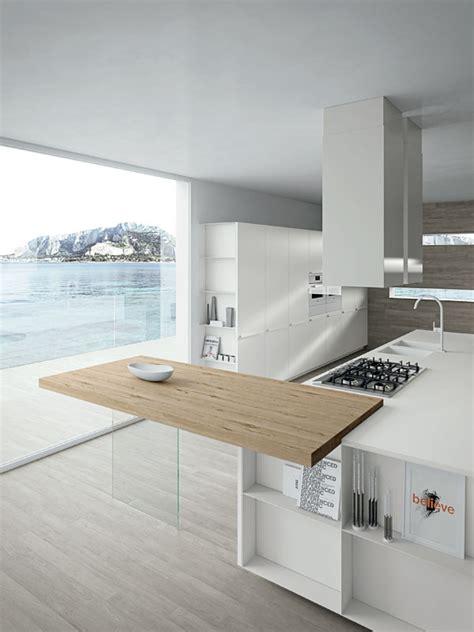 plan de travail cuisine sur pied plan de travail en bois lequel choisir inspiration