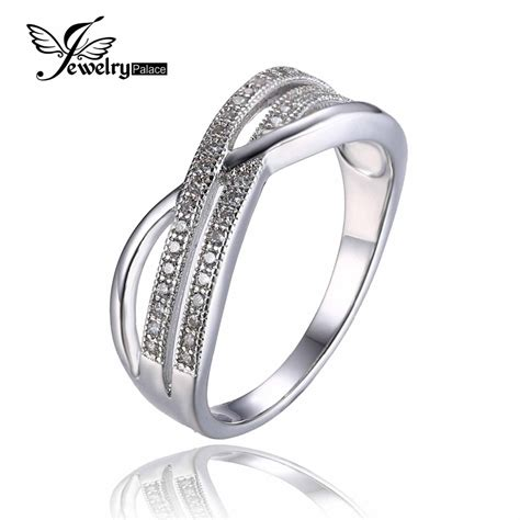 aliexpress buy u7 classic fashion wedding band rings aliexpress buy jewelrypalace infinity classic