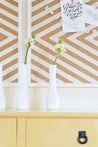 Wandgestaltung Selber Machen : pinnwand selber machen wandgestaltung basteln ideen ~ Lizthompson.info Haus und Dekorationen
