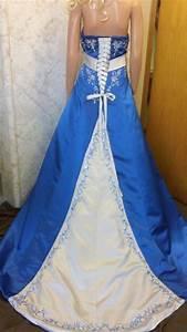 wedding dresses royal blue accents wedding dresses in jax With wedding dresses with royal blue accents