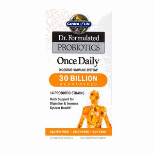 Garden Of Live Probiotics by Garden Of Dr Formulated One A Day Probiotics