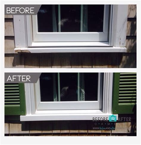 Replace Exterior Window Sill Nose by Repair Of Window Sill Nosing Used Azeck Pvc Sill Nosing