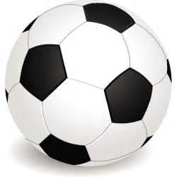 Vector Soccer Ball Clip Art