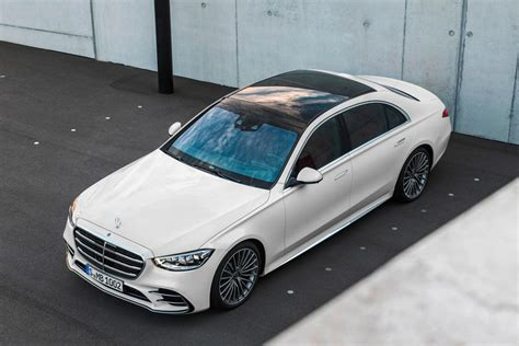 Obviously, the government's estimates will vary between the two different powertrains, and we expect the larger of the engines to. 2021 Mercedes-Benz S-Class Sedan: Review, Trims, Specs ...