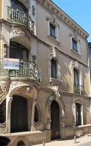 Art Nouveau Architecture : 65 best art nouveau architecture images on pinterest ~ Melissatoandfro.com Idées de Décoration