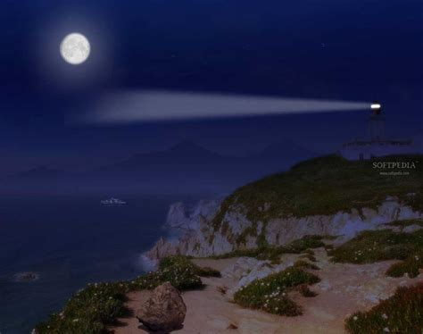 Animated Lighthouse Wallpaper - lighthouse animated wallpaper 5 07