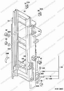 Main Mast Parts