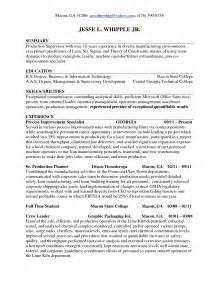 Cover Letter Sle Sales Manager Sle Planner Resume