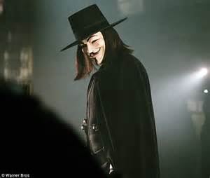 hugo weaving guy fawkes mask kanye west threatened by anonymous in video calling him a