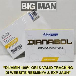 Jual Meditech Dianabol Dbol D