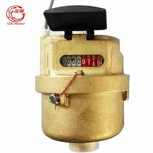 China Piston Water Meter