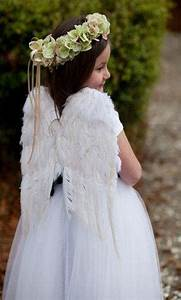 ceremony flower girl dress with angel wings 2055432 With wedding dress with angel wings