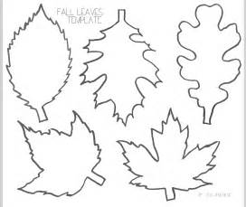 and blue fall leaf line drawing template free printable