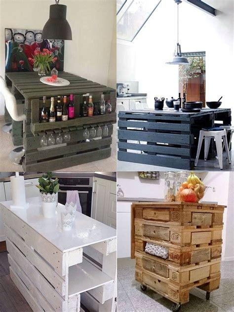 cocina muebles  palets reciclados muebles  palets