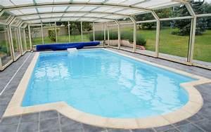 Abri Piscine Haut : prix d 39 un abri de piscine ~ Zukunftsfamilie.com Idées de Décoration