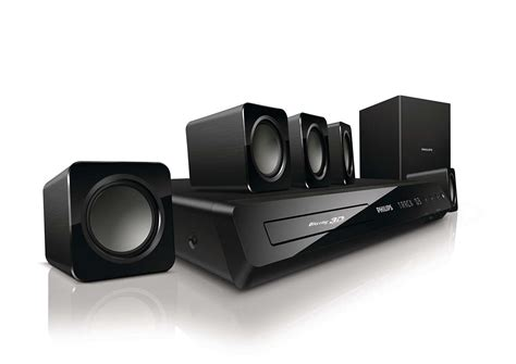 5.1 Home Theater Hts3541/f7