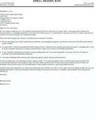 letter samples ctgName=job fair&ctgId=95