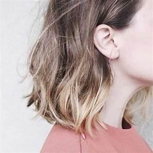 Tie And Dye Blond Cendré : tie and dye sur cheveux blond cendre coupe de cheveux la mode ~ Melissatoandfro.com Idées de Décoration