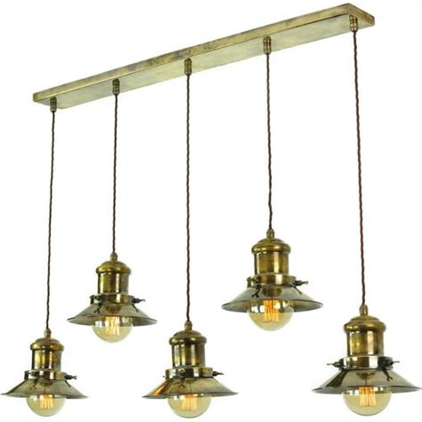 nautical kitchen lighting fixtures 5 light kitchen island pendant bar in nautical fisherman style 3463