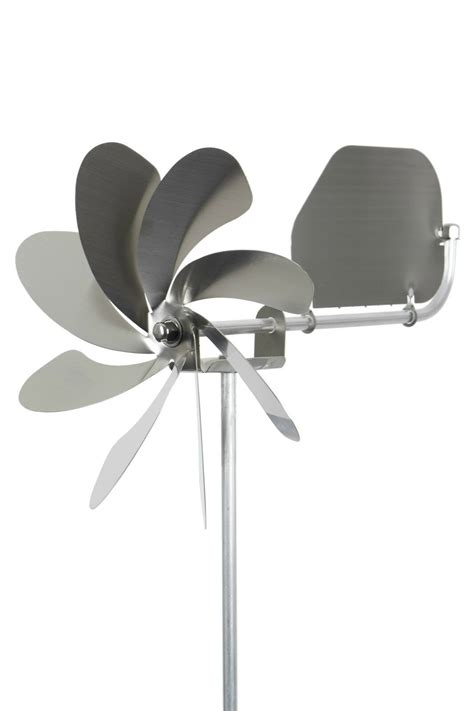 garten windrad a1004 steel4you windrad quot speedy20 plus quot mit windfahne