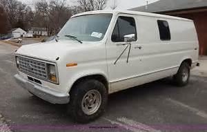 1988 Ford Econoline E150 Cargo Van