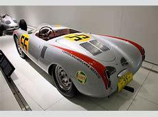 Porsche 550 Spyder 1954 Cartype