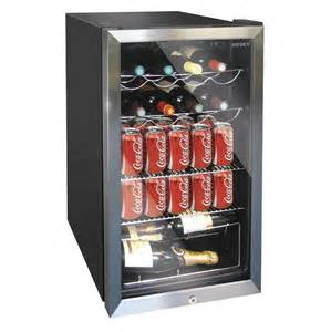 Free Standing Refrigerator by Husky Under Counter Fridge Chiller Cooler Bar Wine Bottle