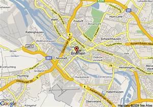 Google Maps Bremen : map of hilton bremen bremen ~ Watch28wear.com Haus und Dekorationen