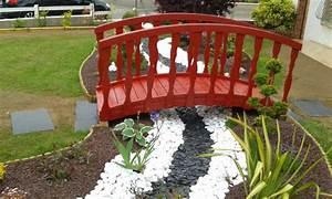 creation jardin japonais affordable passionn par luart With pont pour bassin de jardin 10 jardin japonais collection photo pour la creation