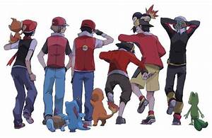 Pokemon Boy Trainers Catch U002639em All Pinterest