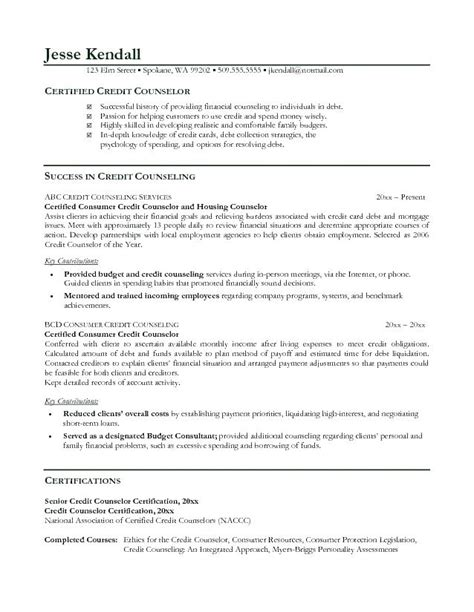 generous resume counselor school ideas resume ideas