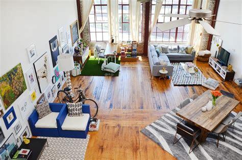 Diy Loft Wohnung by A Bright Diy Inspired Loft In Oakland Loft