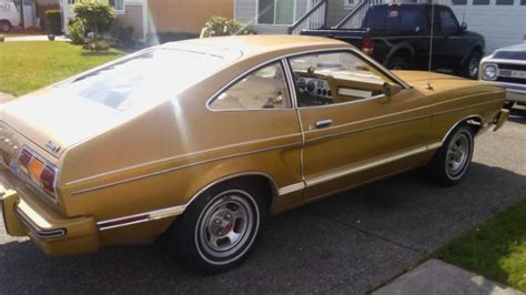 77 Mustang For Sale by 1977 Ford Mustang Ii 40k Original For Sale Photos