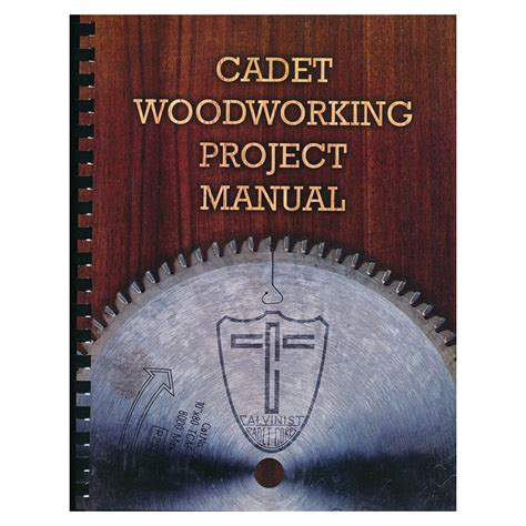 cadet counselors cadet woodworking project manual