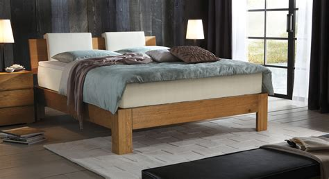 Boxspringbett Kingston Aus Massivholz In Eiche Bettende