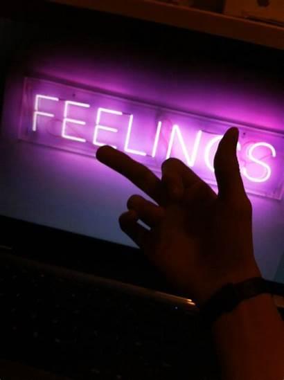 Dope Feelings Neon Smoke Aesthetic Space Backgrounds