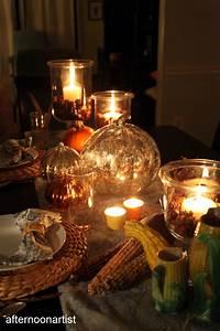 Candle Light Dinner Zuhause : thanksgiving candlelight dinner for two afternoon artist ~ Bigdaddyawards.com Haus und Dekorationen