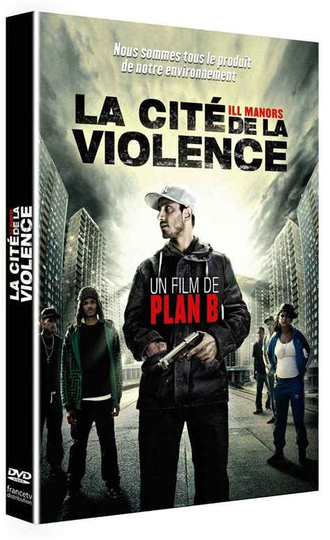 La cité de la violence (Ill manors) - le test DVD du film