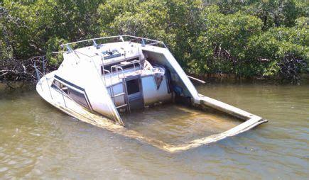 brevard county program aims  eradicate derelict vessels