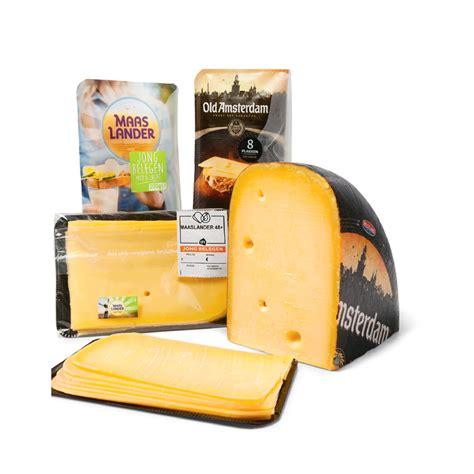 alle maaslander en  amsterdam kaas maaltijdbox