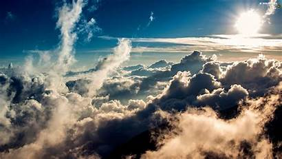 Clouds Sky Desktop Wallpapers Fondo Pantalla Gragorek
