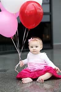 Cute 1 Year Old Baby Girl