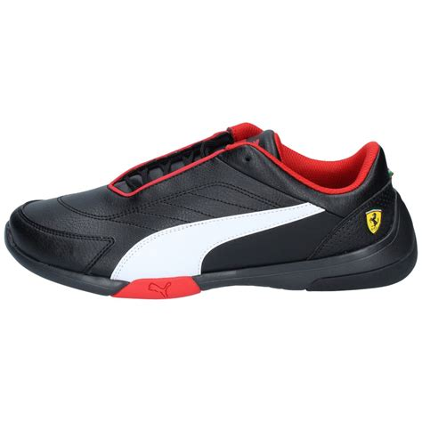 Adidas men's gamecourt tennis shoe. Zapatillas Puma Hombre Scuderia Ferrari Kart Cat III Negra ...