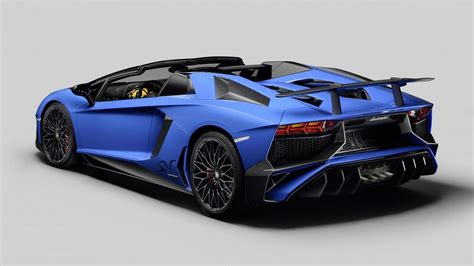 lamborghini aventador sv roadster top speed 2016 lamborghini aventador sv roadster picture 640485 car review top speed