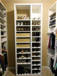 shoe organizers for closets glittering shoe rack for closet how to build | Roselawnlutheran