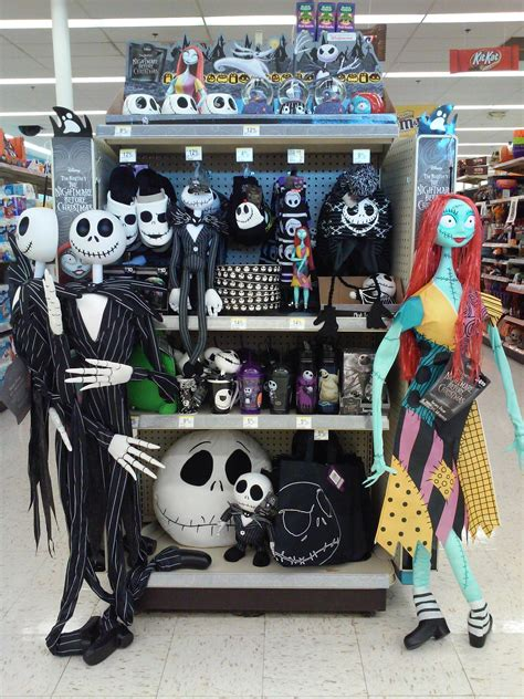walgreens 2015 nightmare before christmas halloween items