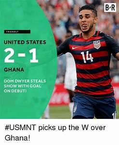 BR FRIENDLY UNITED STATES USP 2-1 14 GHANA DOM DWYER ...