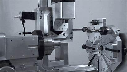 Machine Cnc Mill Turn Down Workpiece Break